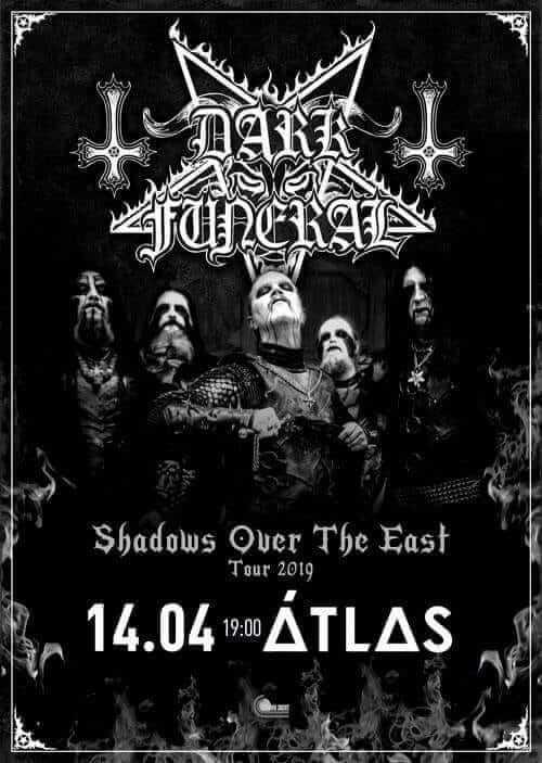Dark Funeral Kyiv