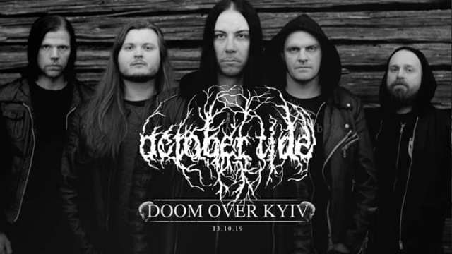 October Tide - Doom Over Kyiv
