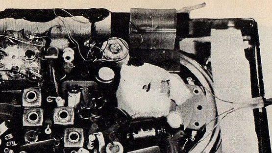 トランジスタラジオ