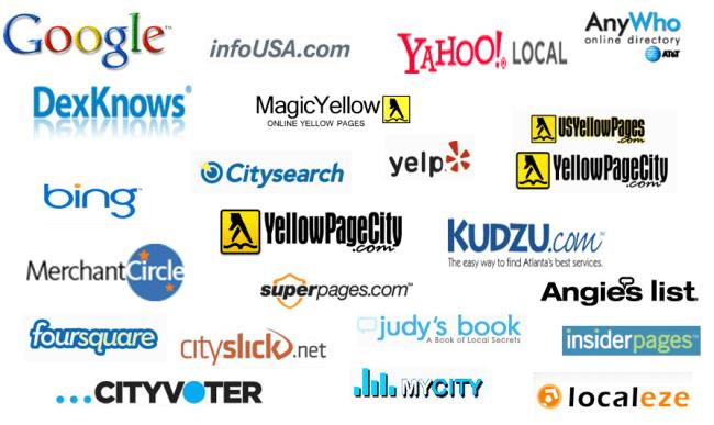 Online Directories Examples