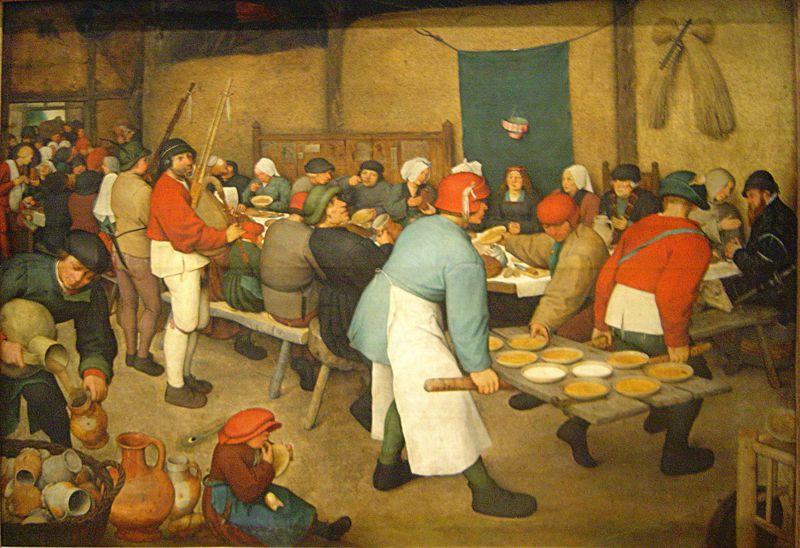 Pieter_Bruegel_wedding