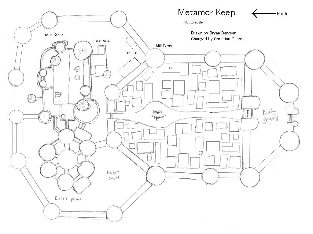 Metamor Keep