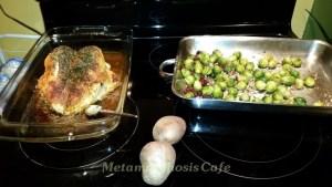 chicken supper