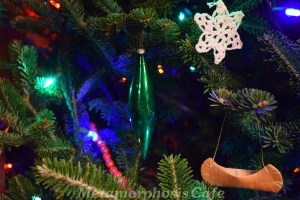 glass teardrop ornaments