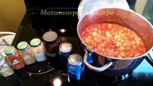 veggie soup seasonings