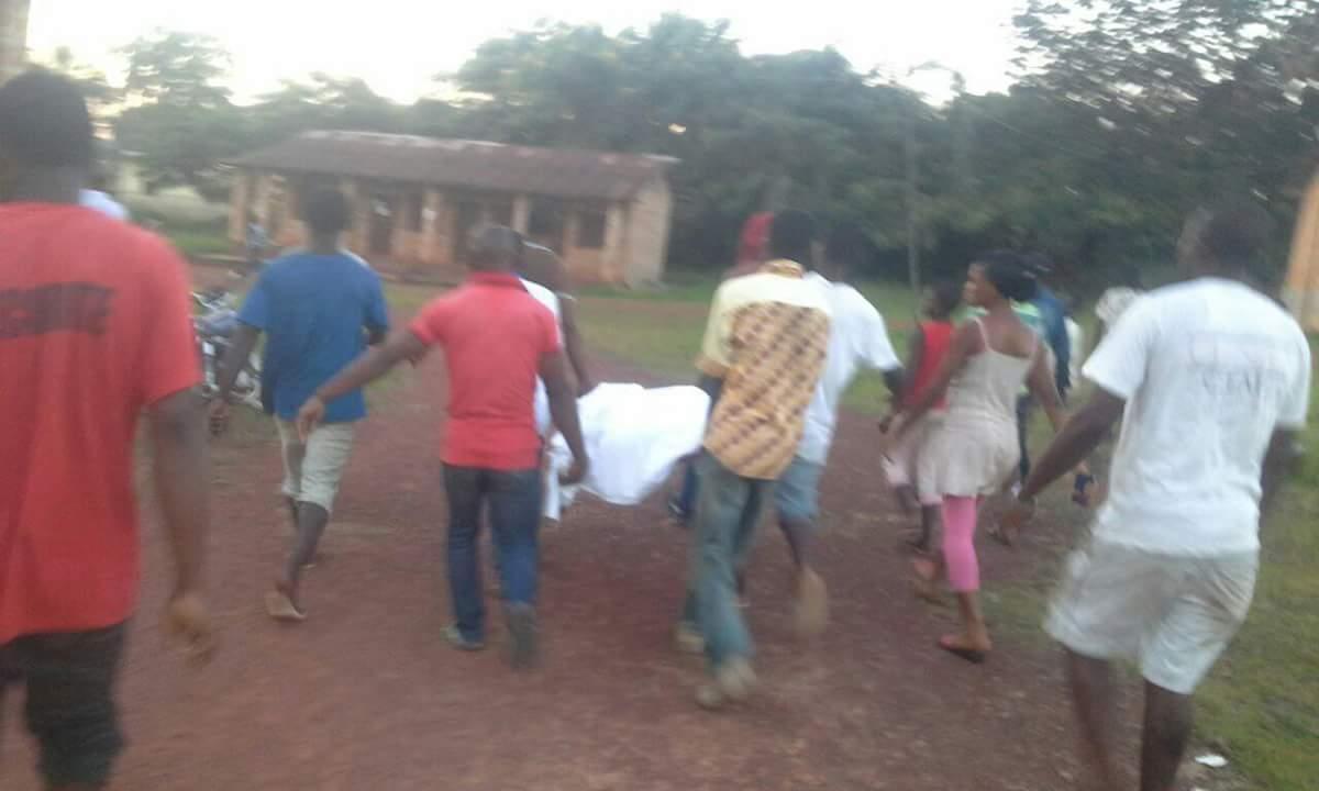 Mékambo: le Commandant de Brigade tue et s'enfuit