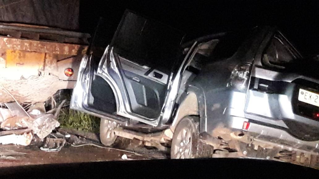 Congrès du PDG: Grave accident de circulation sur l'axe Koumameyong – Ovan