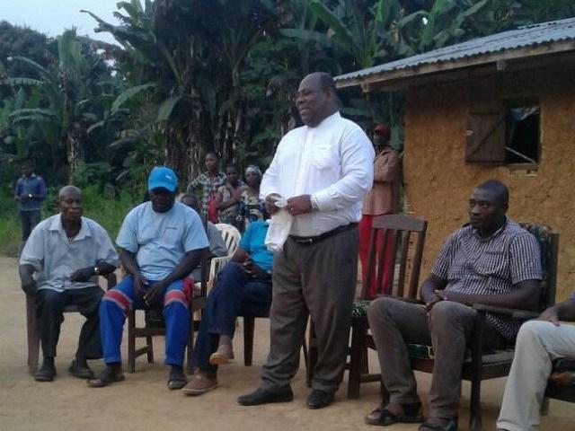 PDG : Maxime Ngozo Issondou dans son fief