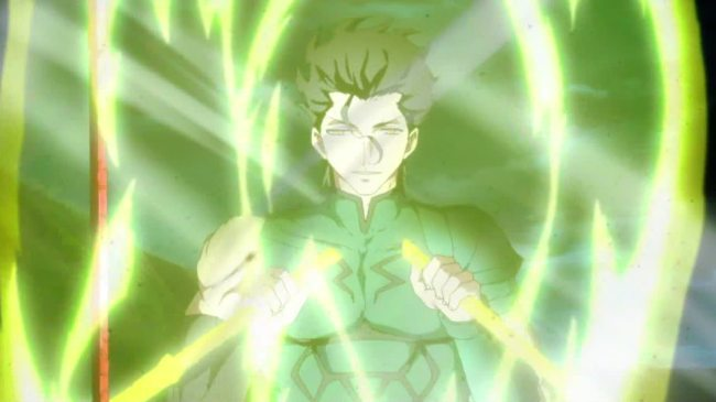 Fate Zero 16 Metanorn