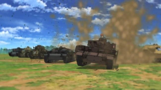 Girls und Panzer 10 c (2)