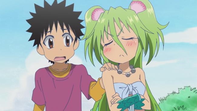 Muromi and Takkun