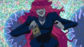 Gatchaman Crowds 003