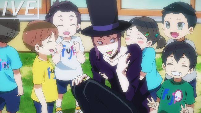 Gatchaman Crowds 010