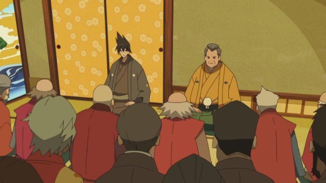 Yaichirou accuses Soun