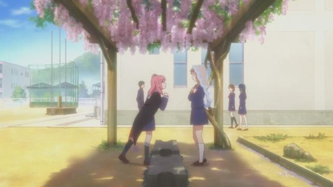 Chuu2koi Ren-Sophia and Shinka