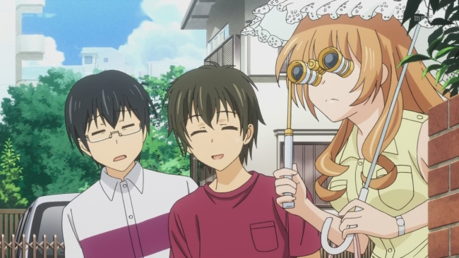 Golden Time-SpyKouko