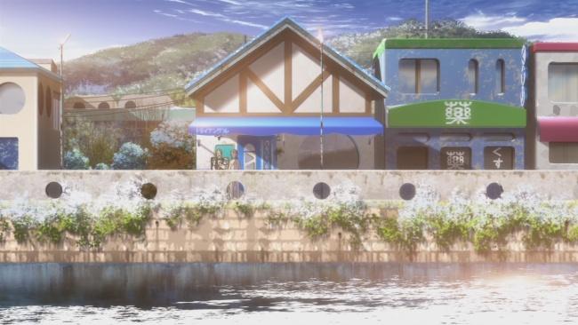 Nagi no Asukara-Kaname Returns