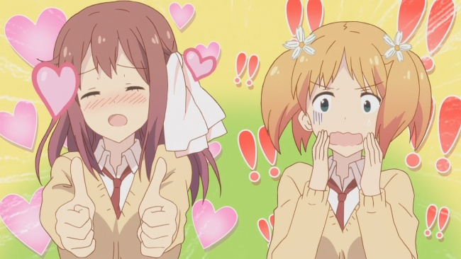 Sakura Trick-Different Reactions