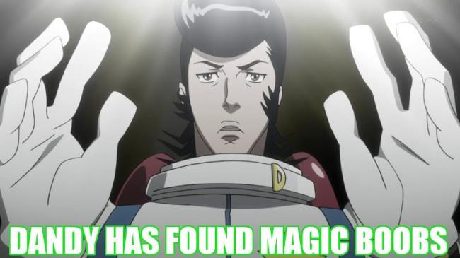 Space Dandy (4)