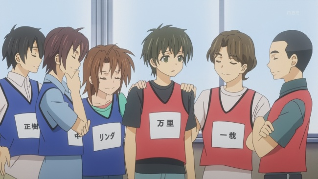 Golden Time-Reunion