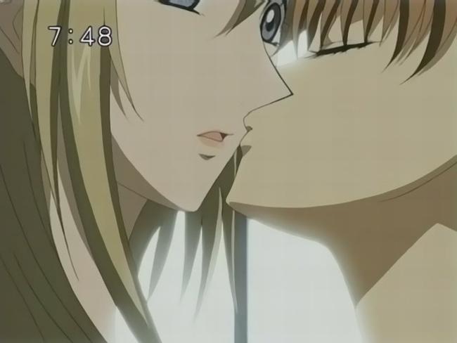 Maria-sama-One kiss