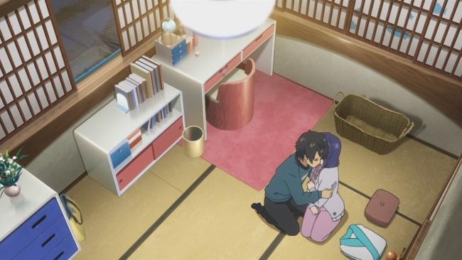 Nagi no Asukara-Chisaki finally relents