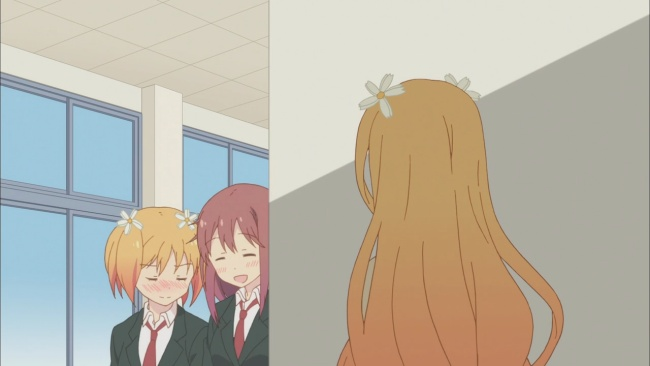 Sakura Trick-Caught