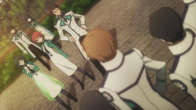 Mahouka-Fight Fight Fight!