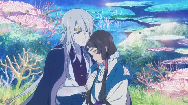 Nagi no Asukara-Love and misunderstanding