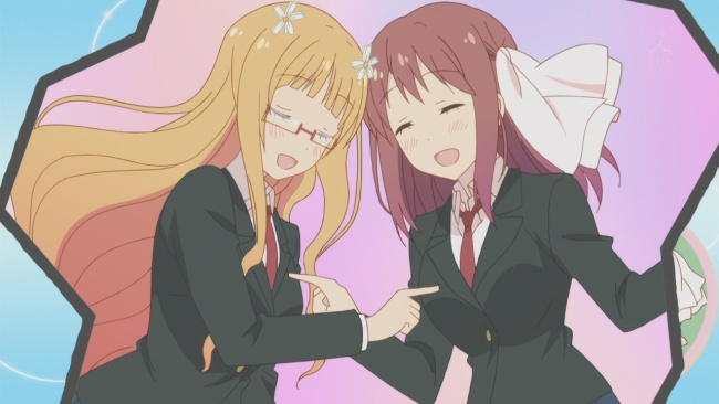 Sakura Trick-Haruka's wrong idea
