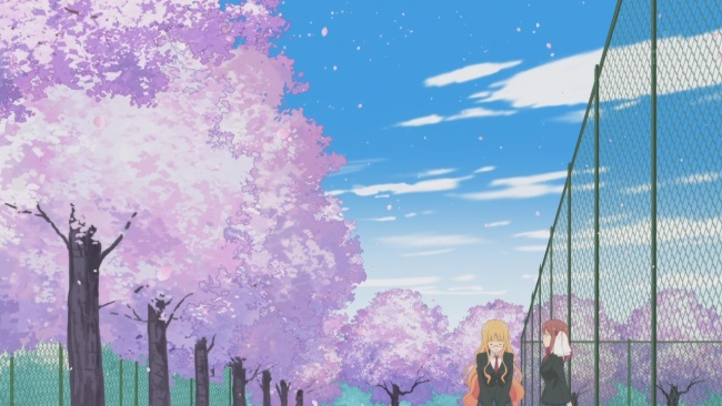 Sakura Trick-Mitsuki's Realization