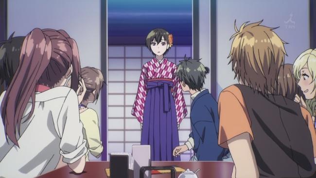 Bokura wa Minna Kawaisou-Ritsu Rescues Usa