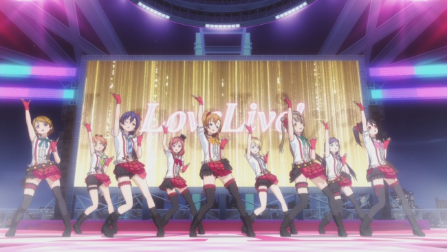 Love Live-Music Title
