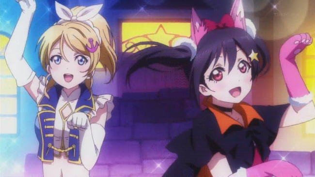 Love Live-faux paws