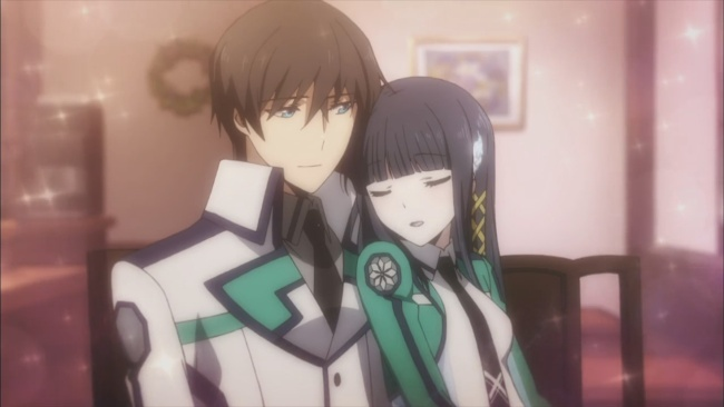 Mahouka-All over him again