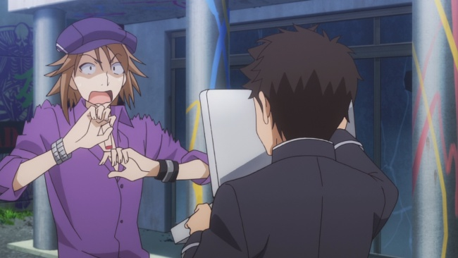 Nanana-Nice Reaction Shuu