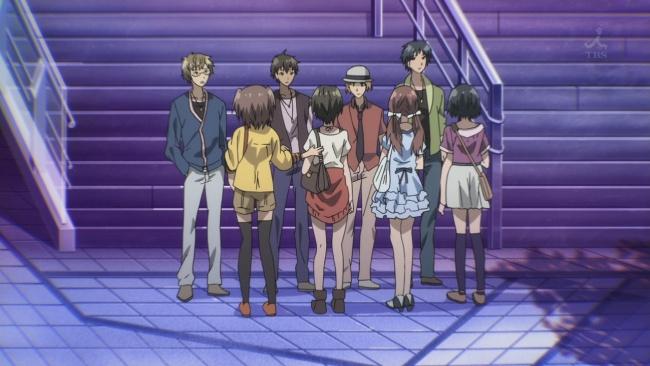 Bokura wa Minna Kawaisou-Ritsu's in trouble
