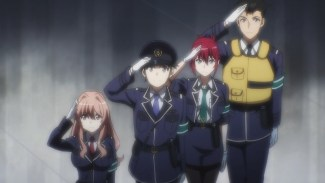 Rail Wars-There are FOUR characters