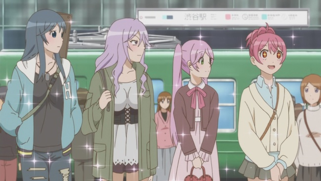 Sabagebu-Quick side switch