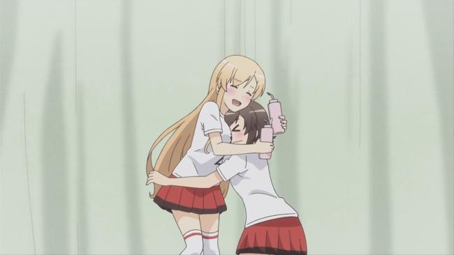 locodol-Yukari loves Nanyako