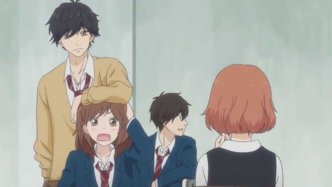 Ao Haru Ride-Closeness you can't hide