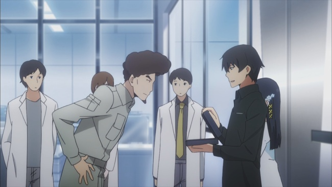 Mahouka-In the Lab