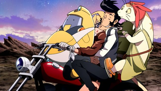Space Dandy 609