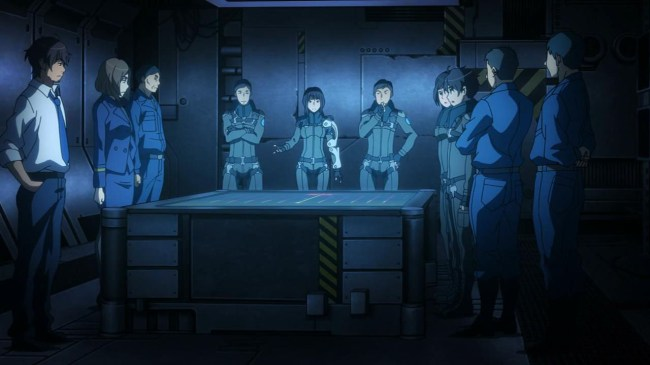 Aldnoah Zero 11 - Mission Planning