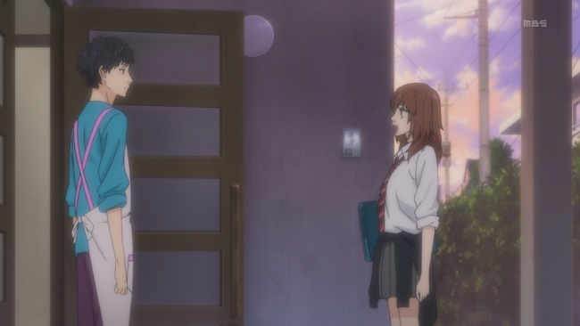 Ao Haru Ride Silly Faces-Tattletale