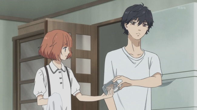 Ao Haru Ride-Taking her opportunity