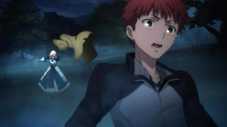Fate stay night Unlimited Blade Works 3-00059