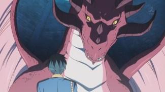 Amagi Brilliant Park-Angry Dragon
