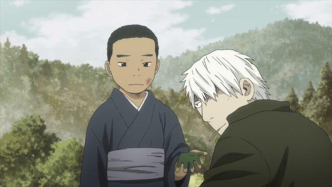 Mushishi Zoku Shou 504