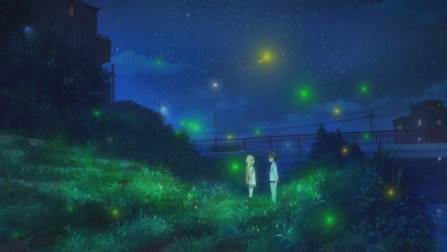 Shigatsu wa Kimi no Uso-Shiny Atmosphere